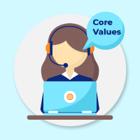 Developing Your Customer Core Values