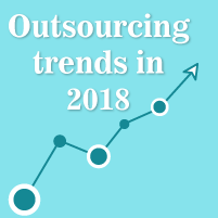 Outsourcing trends in 2018