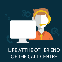 Life at the other end of the call centre