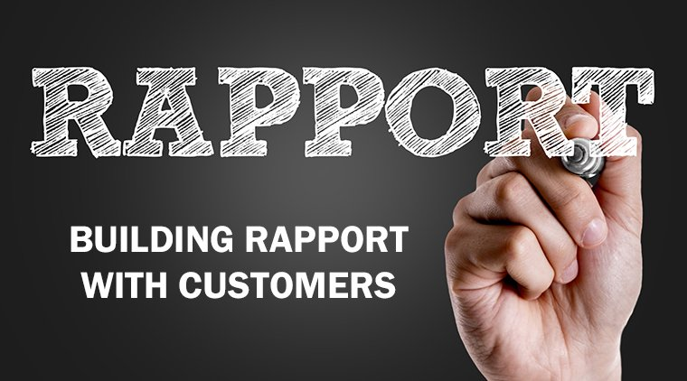Building Rapport with customers in outbound calling