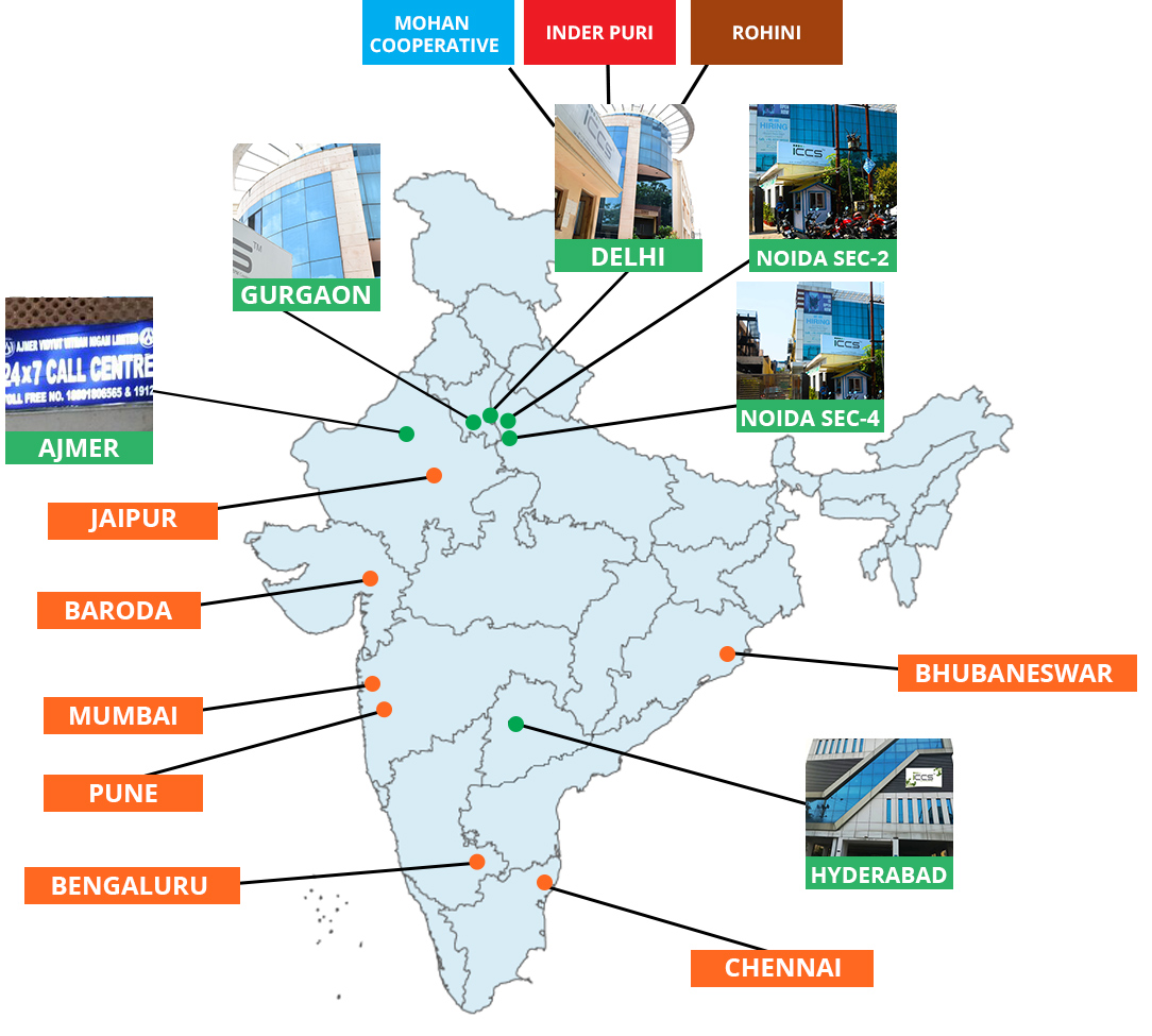 Outsource Call Centers in India - ICCS BPO